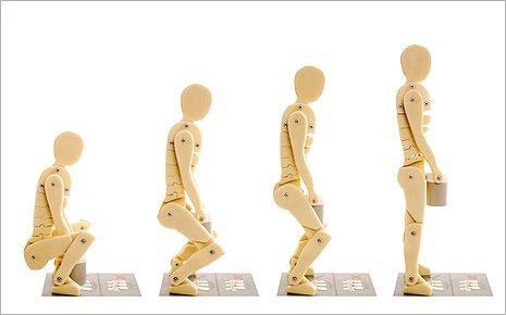 Gesunder Rücken - Rückenschmerzen müssen nicht sein